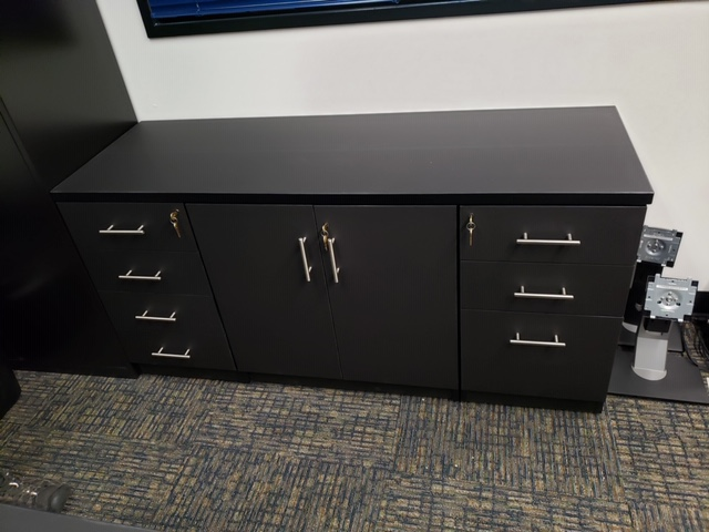 Project #49957, Systems Credenza from Components