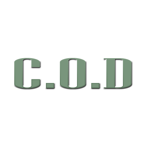 Custom Office Design abbreviated logo