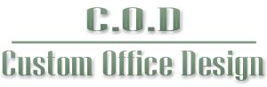 Custom Office Design Logo